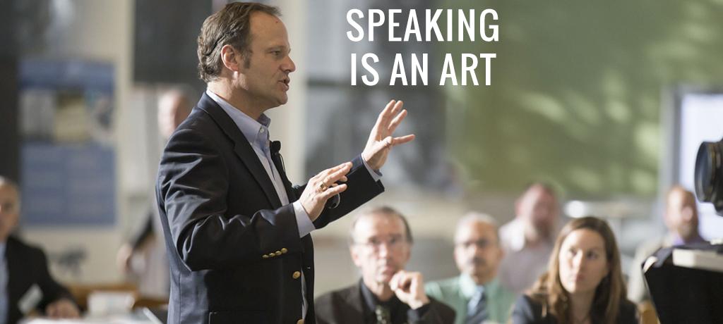 Art of Speaking!